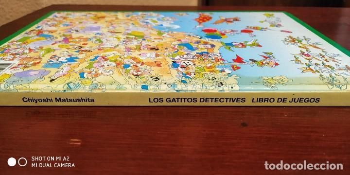 Cómics: Los gatitos detectives. Grijalbo. - Foto 3 - 228748605
