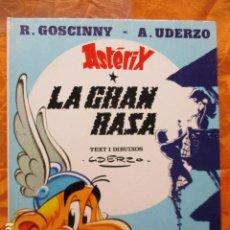 Comics: ASTERIX LA GRAN RASA - ASTERIX - GRIJALBO -1980 EN CATALÁN. Lote 228839070