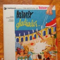 Cómics: ASTERIX GLADIADOR. GRIJALBO. Lote 228839085