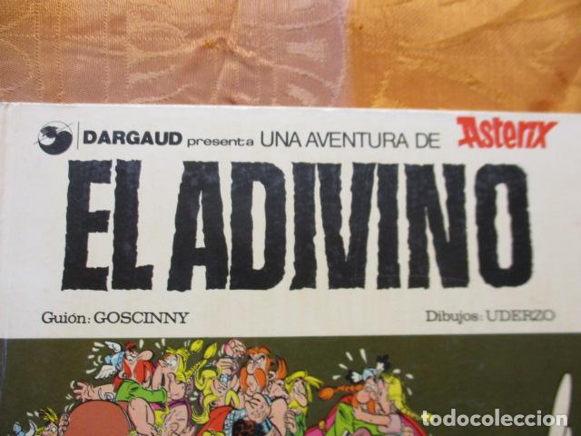 Cómics: ASTERIX EL ADIVINO - GOSCINNY UDERZO, Nº 19 - GRIJALBO DARGAUD - Foto 2 - 263107260