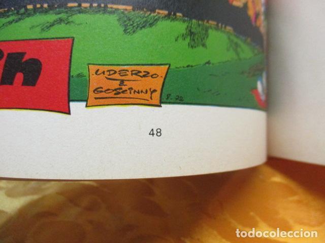Cómics: ASTERIX EL ADIVINO - GOSCINNY UDERZO, Nº 19 - GRIJALBO DARGAUD - Foto 11 - 263107260