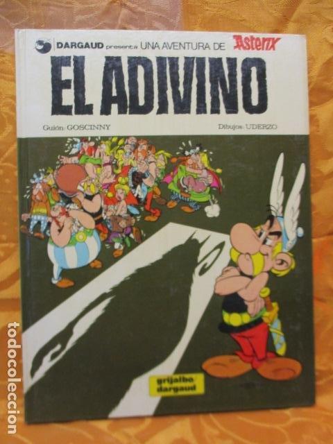 ASTERIX EL ADIVINO - GOSCINNY UDERZO, Nº 19 - GRIJALBO DARGAUD (Tebeos y Comics - Grijalbo - Asterix)