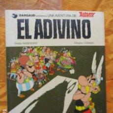 Cómics: ASTERIX EL ADIVINO - GOSCINNY UDERZO, Nº 19 - GRIJALBO DARGAUD. Lote 263107260