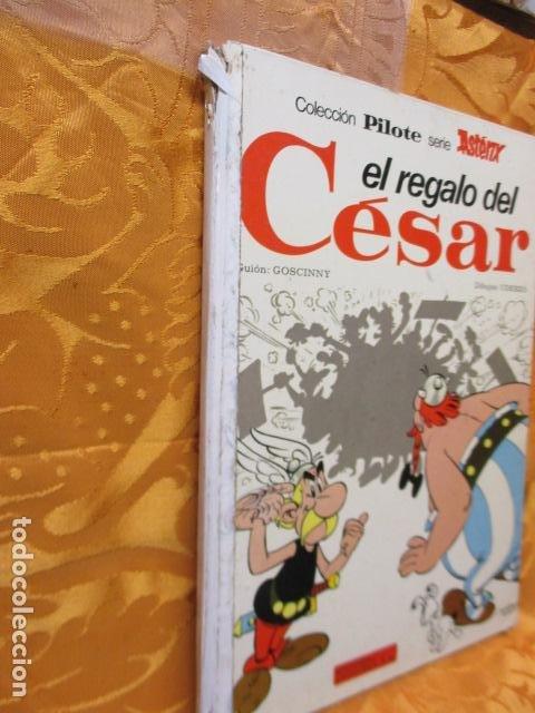 Cómics: Astérix - El Regalo del César - Bruguera - Foto 2 - 263107285