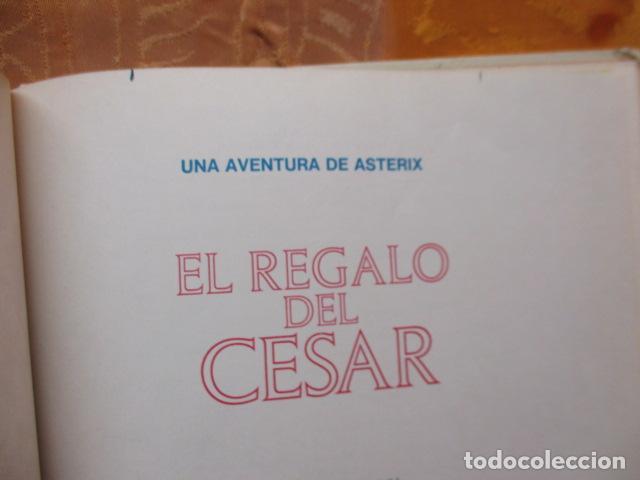 Cómics: Astérix - El Regalo del César - Bruguera - Foto 11 - 263107285