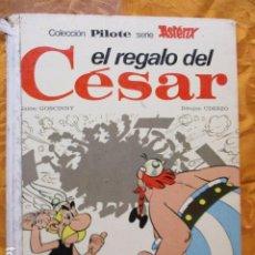 Cómics: ASTÉRIX - EL REGALO DEL CÉSAR - BRUGUERA. Lote 263107285