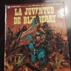 Comics : TENIENTE BLUEBERRY Nº 12: LA JUVENTUD DE BLUEBERRY. Lote 228959770