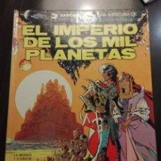 Cómics: VALERIAN AGENTE ESPACIO TEMPORAL Nº1: EL IMPERIO DE LOS MIL PLANETAS. Lote 228961255
