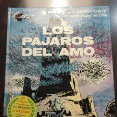 Cómics: VALERIAN AGENTE ESPACIO TEMPORAL Nº4: LOS PAJAROS DEL AMO. Lote 228961636
