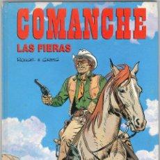 Comics : COMANCHE - LAS FIERAS. Lote 229229600