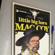 Cómics: MAC COY Nº 8: LITTLE BIG HORN / J. P. GOURMELEN - A. H. PALACIOS / GRIJALBO DARGAUD 1981. Lote 229392400