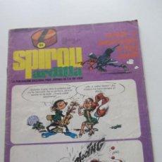 Comics: SPIROU ARDILLA N.º 64 ROBA- FRANQUIN DEVOS GOS PEYO ARX25. Lote 229571005