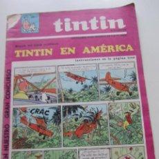 Comics: TINTÍN, SEMANARIO PARA JÓVENES Nº 5 ZENDRERA ARX25. Lote 229574890