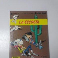 Cómics: LUCKY LUKE NÚMERO 18 LA ESCOLTA 1981 GRIJALBO-DARGAUD. Lote 229607810