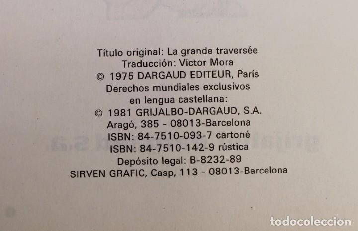 Cómics: ASTERIX Nº 22 - LA GRAN TRAVESIA - GRIJALBO DARGAUD 1981 - Foto 2 - 229725630