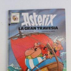 Cómics: ASTERIX Nº 22 - LA GRAN TRAVESIA - GRIJALBO DARGAUD 1981. Lote 229725630