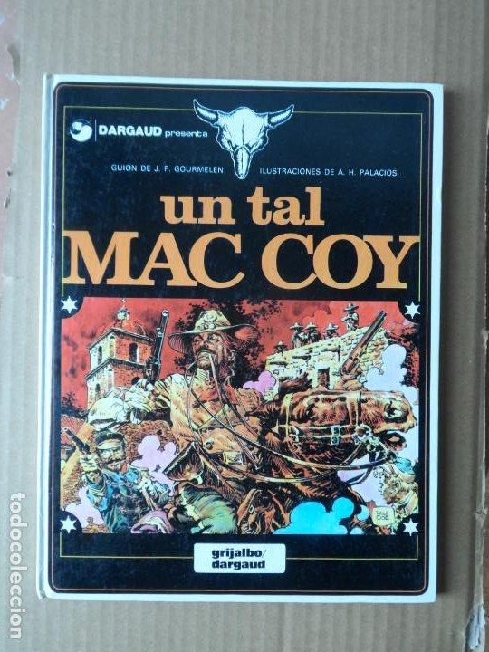 MAC COY - Nº 2 - UN TAL MAC COY GRIJALBO TAPA DURA (Tebeos y Comics - Grijalbo - Mac Coy)