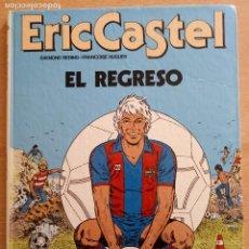 Comics : ERIC CASTEL Nº 10 - EL REGRESO - JUNIOR 1986. Lote 230202125