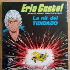 Comics: ERIC CASTEL Nº 7 - LA NIT DEL TIBIDABO - JUNIOR 1984 - CATALÀ. Lote 230203885