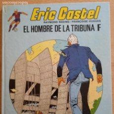 Cómics: ERIC CASTEL Nº 5 - EL HOMBRE DE LA TRIBUNA F - JUNIOR 1983. Lote 230204425