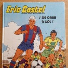 Comics : ERIC CASTEL Nº 4 - DE CARA A GOL - JUNIOR 1982. Lote 230204590