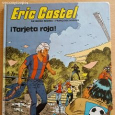 Cómics: ERIC CASTEL Nº 3 - TARJERTA ROJA - JUNIOR 1981. Lote 230204800