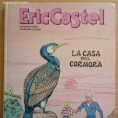 Cómics: ERIC CASTEL Nº 12 - LA CASA DEL CORMORÀ - JUNIOR 1988 - CATALÀ. Lote 230205910