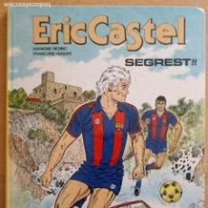 Comics: ERIC CASTEL Nº 11 - SEGREST - JUNIOR 1987 - CATALÀ. Lote 230206020