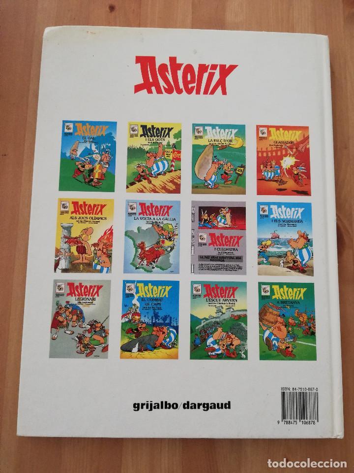 Cómics: ASTERIX I ELS NORMANDS (AND THE NORMANS) INGLÉS / CATALÁN - Foto 10 - 230212570