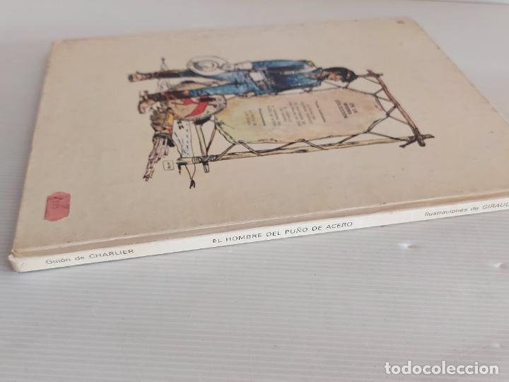 Cómics: DARGAUD PRESENTA / EL HOMBRE DEL PUÑO DE ACERO / EDICIONES JUNIOR-1978 / TAPA DURA - Foto 5 - 230365030
