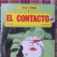 Cómics: KELLY GREEN 1: EL CONTACTO (GRIJALBO). Lote 230619140