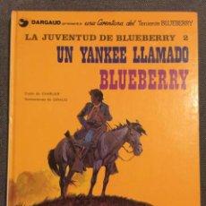 Comics : UN YANKEE LLAMADO BLUEBERRY - LA JUVENTUD DE BLUEBERRY 2 - CHARLIER Y GIRAUD. Lote 230629290