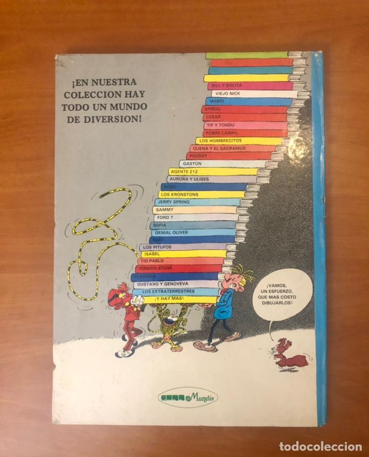 Cómics: COLECCION COMPLETA SPIROU Y FANTASIO, SERIE COLECCIONISTA, POR FRANQUIN, (EDITORA MUNDIS) - Foto 4 - 187801015