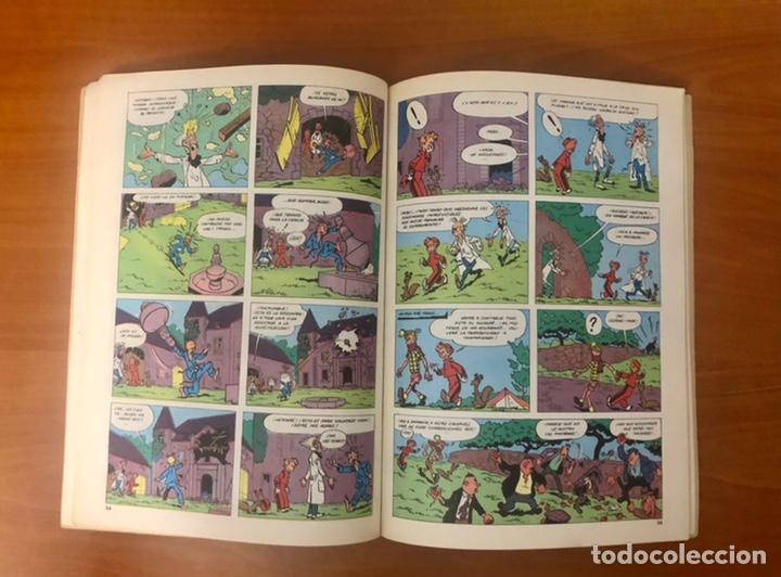 Cómics: COLECCION COMPLETA SPIROU Y FANTASIO, SERIE COLECCIONISTA, POR FRANQUIN, (EDITORA MUNDIS) - Foto 9 - 187801015