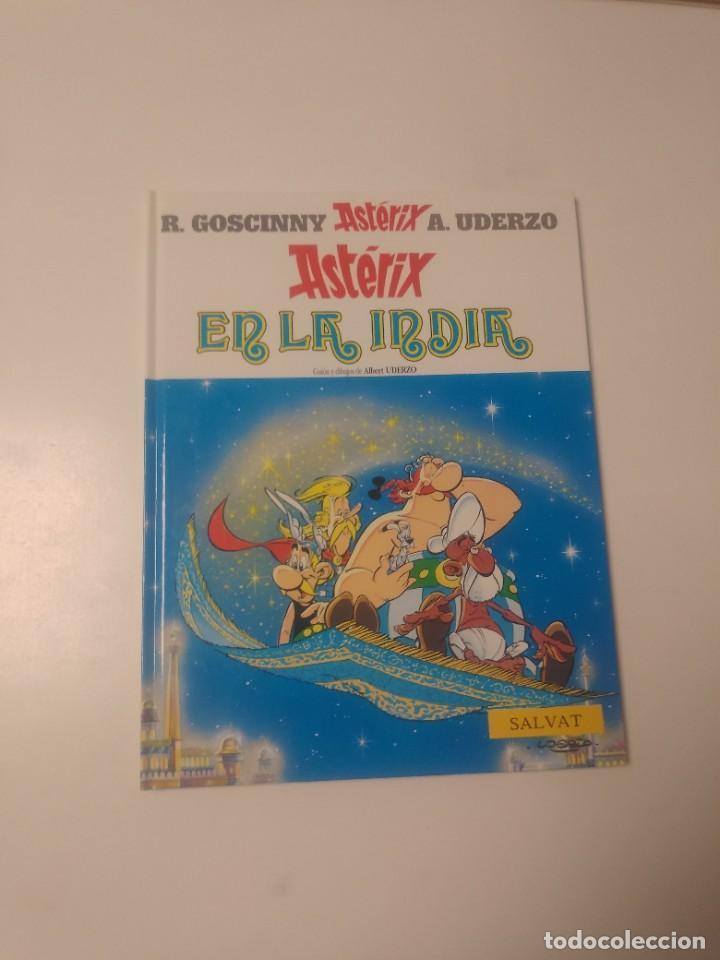 ASTÉRIX EN LA INDIA NÚMERO 28 EDITORIAL SALVAT 2001 (Tebeos y Comics - Grijalbo - Asterix)