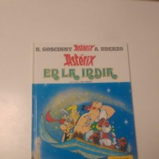 Cómics: ASTÉRIX EN LA INDIA NÚMERO 28 EDITORIAL SALVAT 2001. Lote 230732455