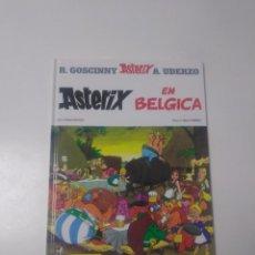 Cómics: ASTÉRIX EN BÉLGICA NÚMERO 24 EDITORIAL SALVAT 2002. Lote 230734340