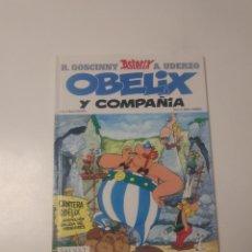 Cómics: ASTÉRIX OBÉLIX Y COMPAÑÍA NÚMERO 23 EDITORIAL SALVAT 2001. Lote 230735185