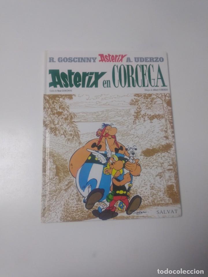 ASTÉRIX EN CÓRCEGA NÚMERO 20 EDITORIAL SALVAT 2000 (Tebeos y Comics - Grijalbo - Asterix)