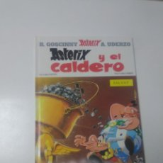 Cómics: ASTÉRIX Y EL CALDERO NÚMERO 13 EDITORIAL SALVAT 2000. Lote 230744620