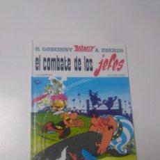 Cómics: ASTÉRIX EL COMBATE DE LOS JEFES NÚMERO 7 EDITORIAL SALVAT 2000. Lote 230747215