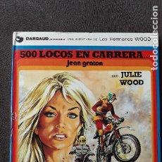 Cómics: LOS HERMANOS WOOD GRIJALBO JUNIOR Nº 3 500 LOCOS EN CARRERA JEAN GRATON. Lote 230747790