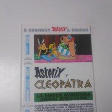 Cómics: ASTÉRIX Y CLEOPATRA NÚMERO 6 EDITORIAL SALVAT 2000. Lote 230748030