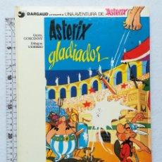 Cómics: ASTERIX GLADIADOR - GOSCINNY - UDERZO Nº 4 - GRIJALBO - DARGAUD 1980. Lote 230933595