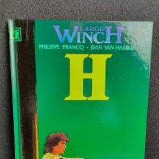 Cómics: LARGO WINCH - Nº 5 - H - FRANCQ, VAN HAMME - GRIJALBO - TAPA DURA. Lote 231209280