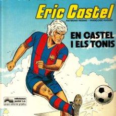 """Cómics: COMIC ERIC CASTEL EDICIÓN AÑOS 80 NUMERO 1 """"EN CASTEL I ELS TONIS"""" CATALÁN. Lote 231536165"""