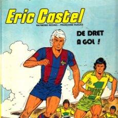 """Comics : COMIC ERIC CASTEL EDICIÓN AÑOS 80 NUMERO 4 """"DE DRET A GOL"""" CATALÁN. Lote 231537685"""