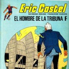 """Comics : COMIC ERIC CASTEL EDICIÓN AÑOS 80 NUMERO 5 """"EL HOMBRE DE LA TRIBUNA F"""". Lote 231537960"""