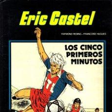 """Comics : COMIC ERIC CASTEL EDICIÓN AÑOS 80 NUMERO 9 """"LOS CINCO PRIMEROS MINUTOS"""" CASTELLANO. Lote 231539645"""