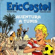 """Cómics: COMIC ERIC CASTEL EDICIÓN AÑOS 80 NUMERO 13 """"AVENTURA A TUNIS"""" CATALÁN. Lote 231540890"""